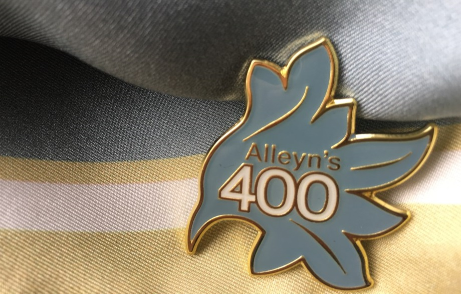 The Anniversary Campaign Donor Pin