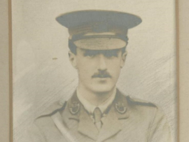 World War One Alleyn's Old Boy remembered