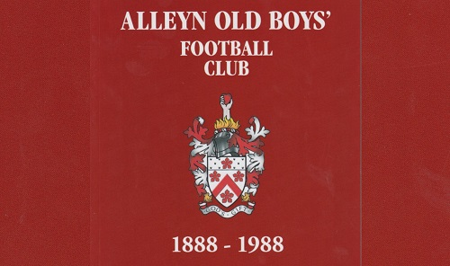 Alleyn Old Boys' Football Club 1888-1988: A history of the first 100 years