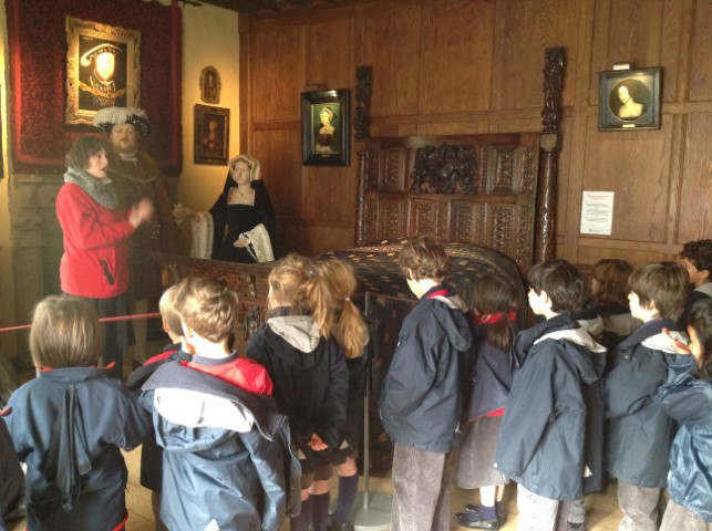 Year 1 and Year 2 Visit Hever Castle