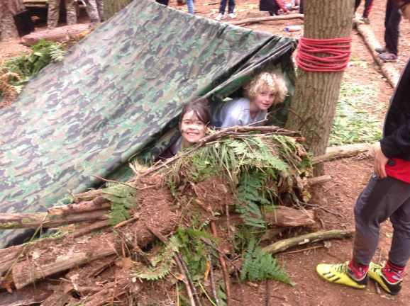 Year 5 Trip to Bushcraft