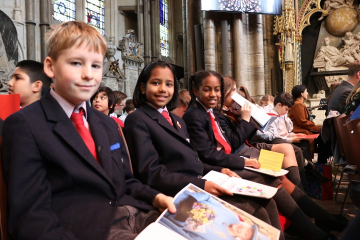 Pupils Attend Annual Commonwealth Service
