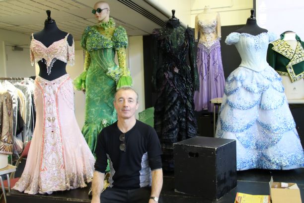 Jack Galloway, Costume Designer - Friday Mini Lecture