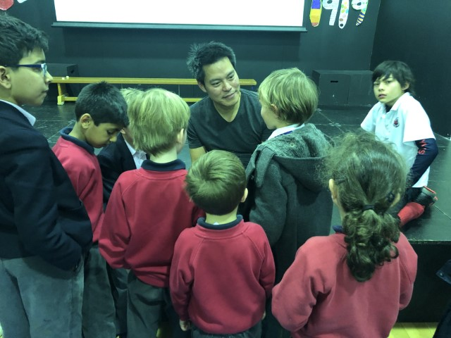 Dr Kevin Fong Delivers Friday Mini Lecture