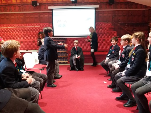 Year 6 Visit to the Houses of Parliament