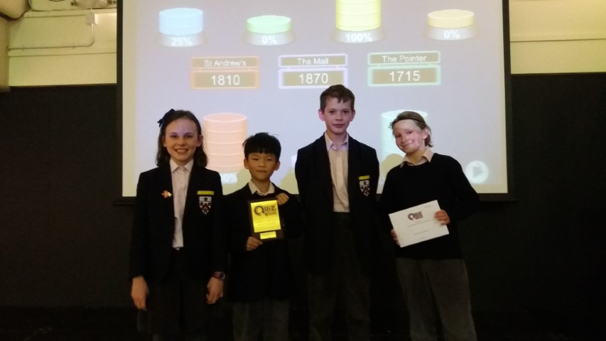 Quiz Club General Knowledge Competition