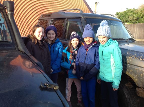 Year 6 Trip to Stubbers
