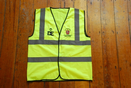 Duke of Edinburgh safety jacket