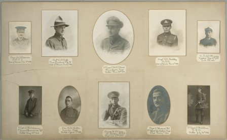 First World War Photographs