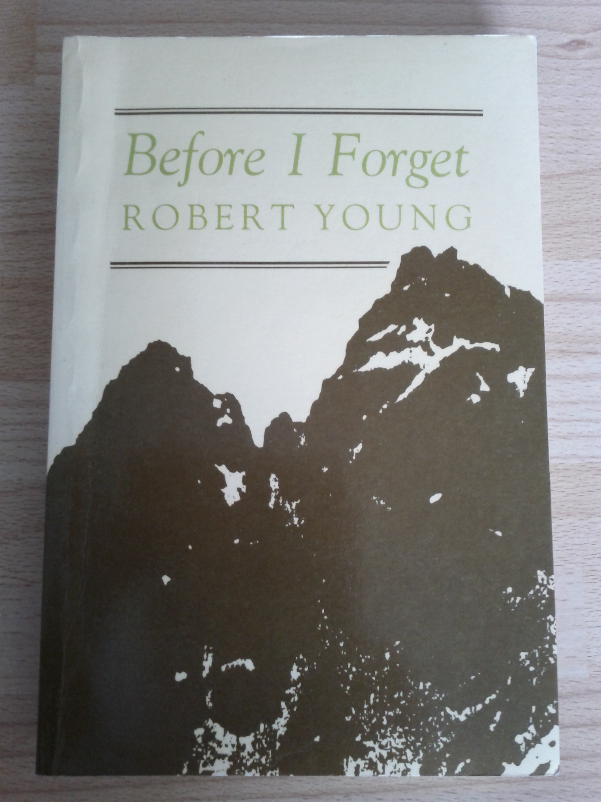 Robert Young's 'Before I Forget'