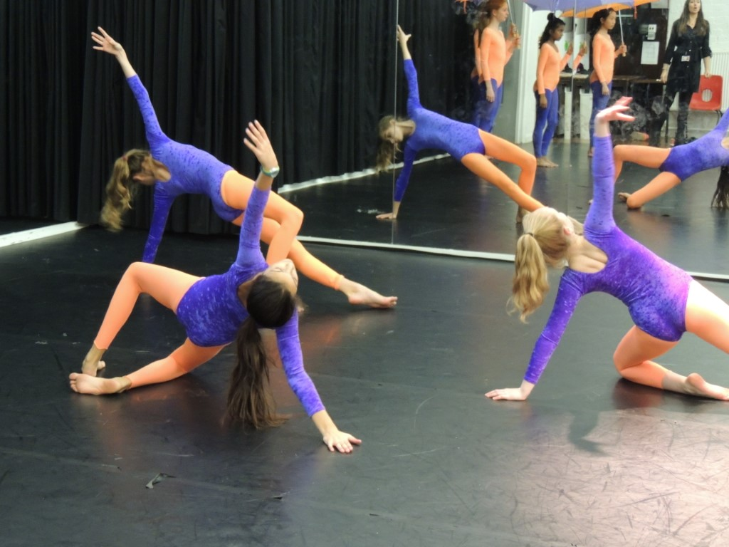 Middle School Dance Company