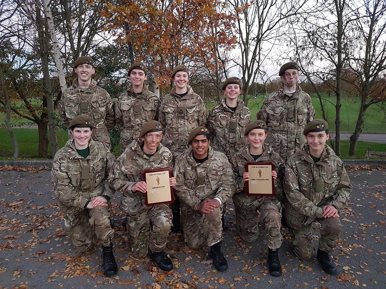 CCF Success at Harrow