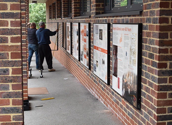 New exhibition commemorates Alleyn's history