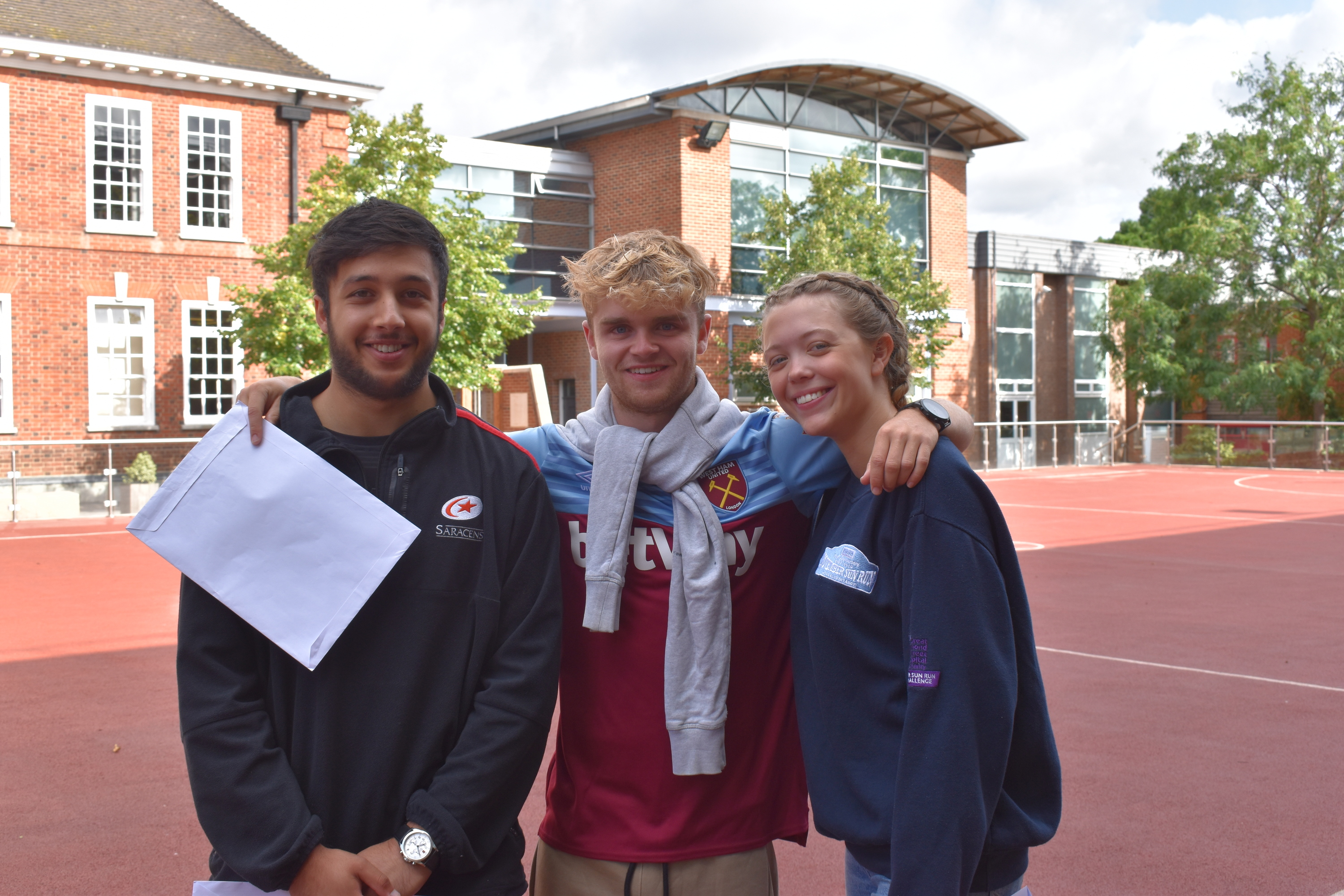 Alleyn's Students Post First-Rate A Level Results