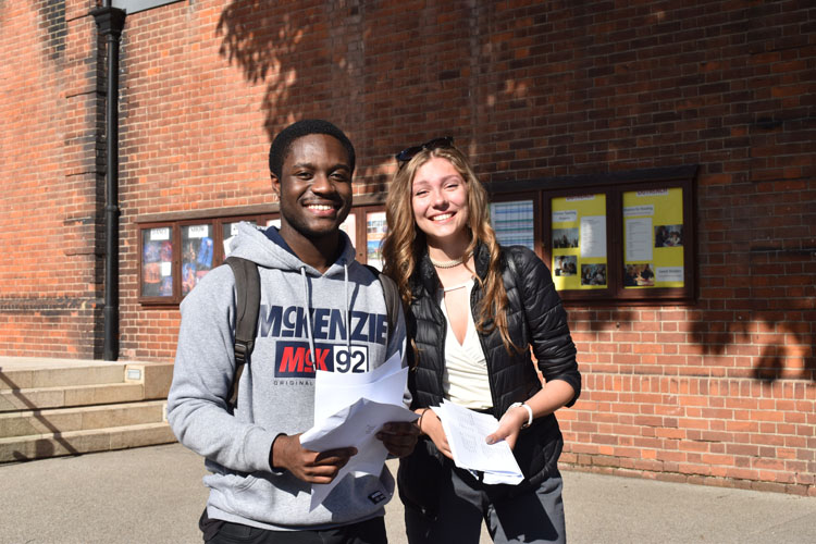 Top GCSE Results For Alleyn's Pupils in 400th Anniversary Year