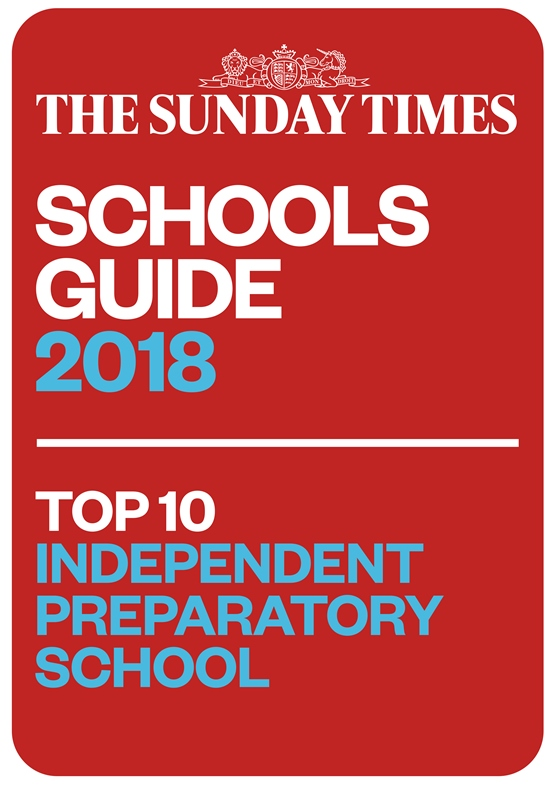 Sunday Times Top 10 Independent Preparatory School